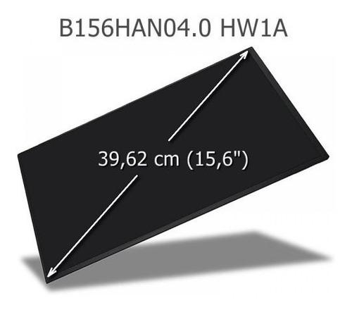 tela b156htn3.0 n156hge ea2 ea3 b156htn3.6 semi-nova  qqdk