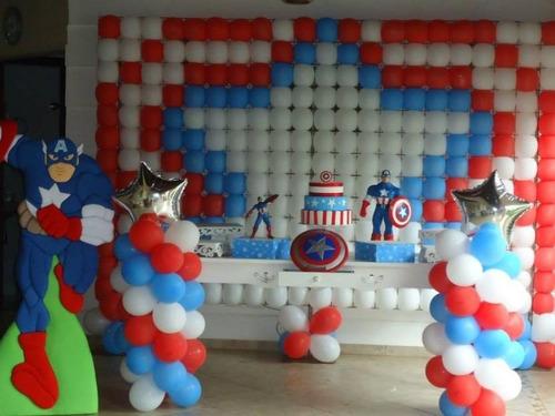 tela balões festas