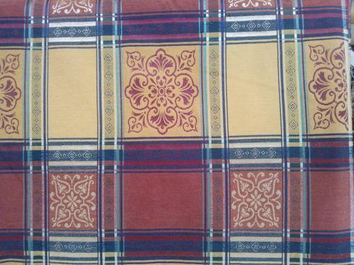tela chenil chenille importada tapicería cortina almohadón