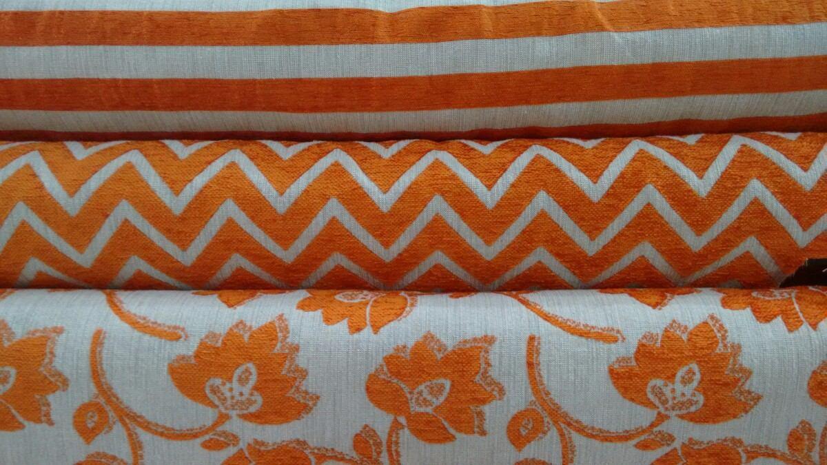 tela chenille con jacquard para tapizar sillas silln