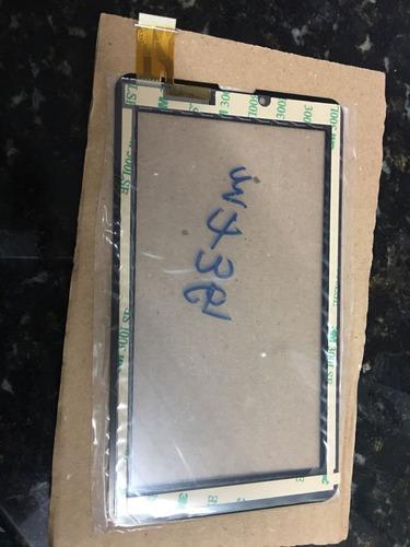tela com touch tablet multilaser m73g nova