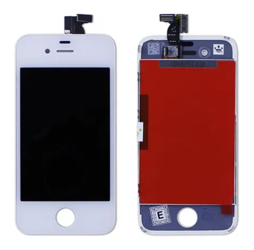 tela completa frontal iphone 4 4g lcd touch screen vidro