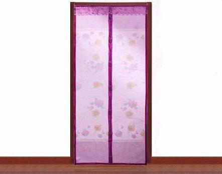 tela cortina mosquiteiro magic mesh porta janela inseto
