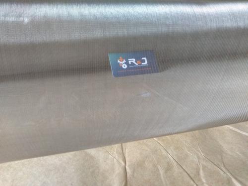 tela de aço inox malha 40, fio 0,20mm (1,00m x 0,50m)
