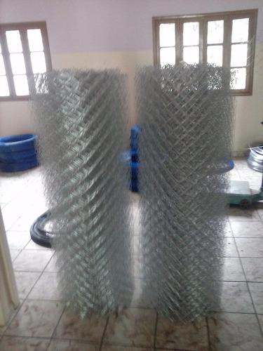 tela de alambrado galvanizada