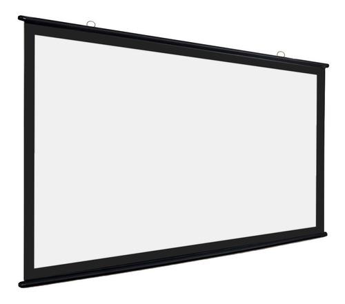 tela de projeção 150 polegadas 3m x 228 datashow projetor hd