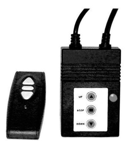 tela de projeção 70 pol elétrica c/ controle csr