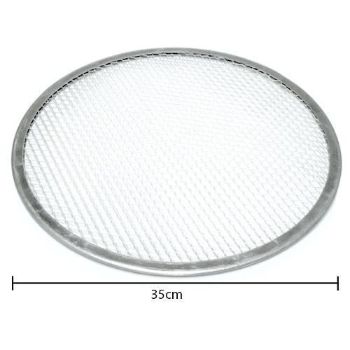 tela de proteção alumínio 35cm escorrer cobertura chocolate¿