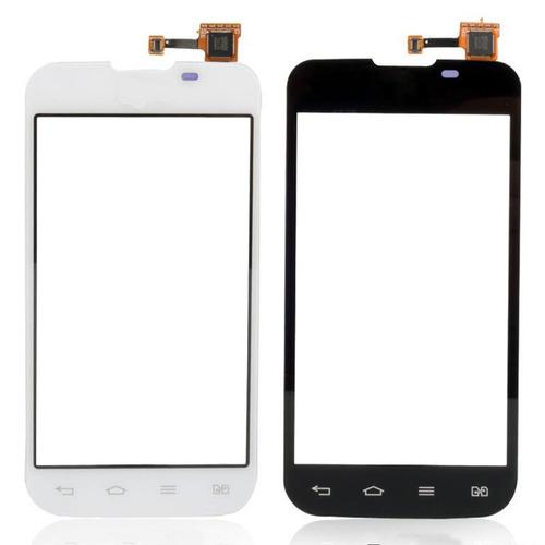 tela de vidro touch screen lg l5 e455 nova preto ou branco