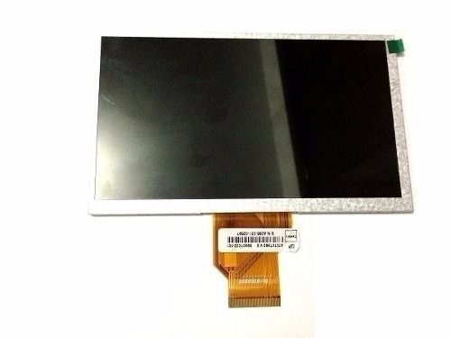 tela display lcd tablet navcity nt 1710 50 vias 7 polegadas
