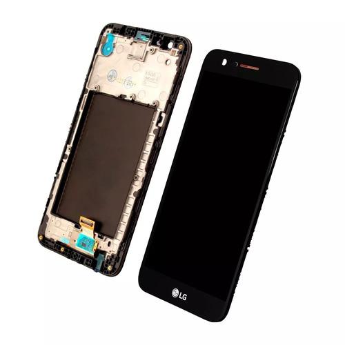 tela display lcd touch lg k10 novo 2017 lg-m250ds + pelicula