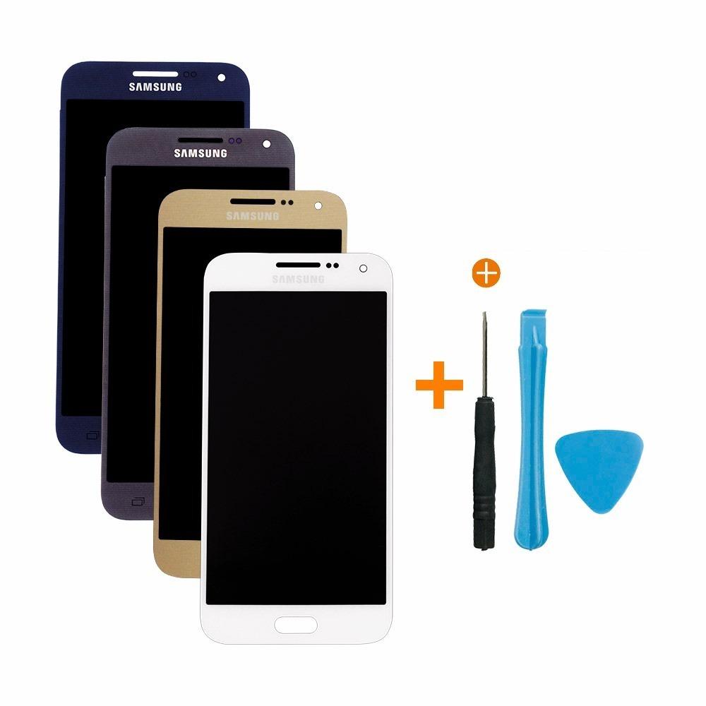 Tela Display Lcd Touch Samsung Galaxy E5 E500 Original Tool R Carregando Zoom