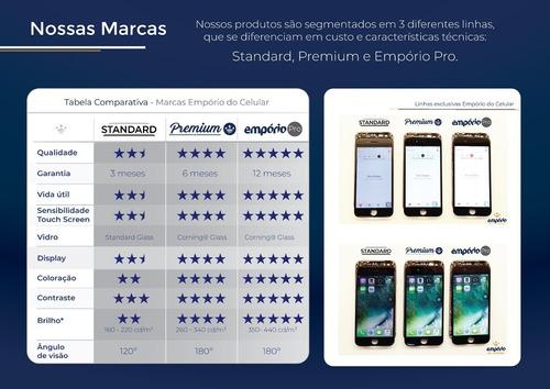 tela display lcd touch screen apple iphone 6 4.7 premium