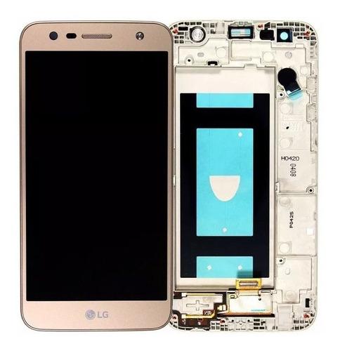 tela display lcd vidro touch lg k10 power m320