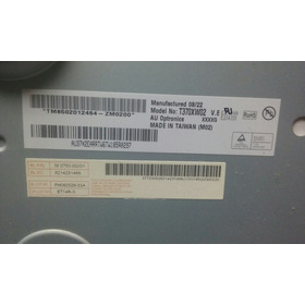 Tela Display T370xw02 V.e Testado Retirado Sony Klv-37l400a
