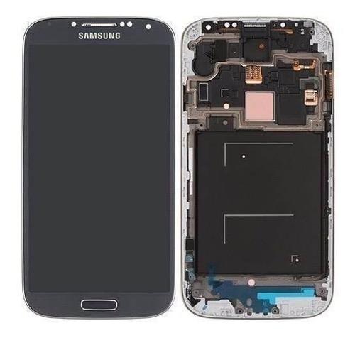 tela display touch screen galaxy s4 i9505 + brinde 009907