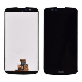 Tela Display Touch Screen Lg K10 K430tv C/ Ci C/ Nfe Ori