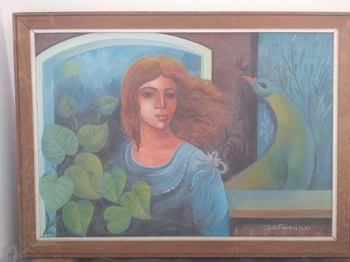 tela do artista plástico elpídio dantas