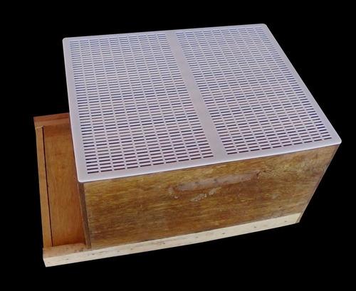 tela excluidora de rainha para apicultura