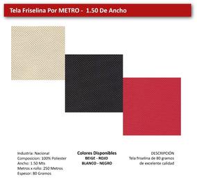 00d113bed Rollo Friselina 80 Gramo - Rollos de Tela en Mercado Libre Argentina