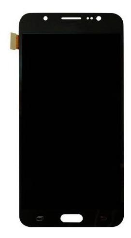 tela frontal completa touch + display j7 j710 cinza