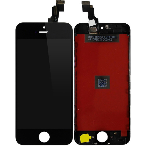 tela frontal display lcd iphone 5c a1507 a1456 + pelicula