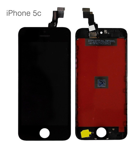 tela frontal display lcd touch iphone 5c a1507 a1456 a1516