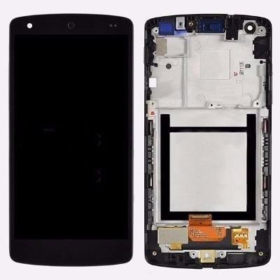 tela frontal display lcd touch lg google nexus 5 d820 d821