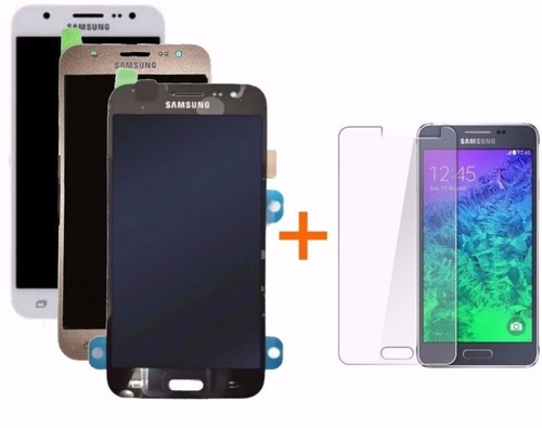 tela frontal display samsung j5 j500 sm-j500m/ds + pelicula