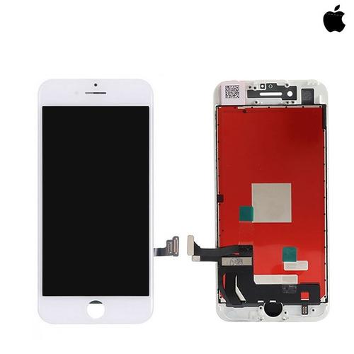 tela frontal touch display apple iphone 7 preto/branco