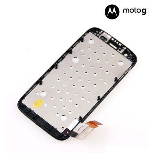 tela frontal touch display lcd motorola moto g1