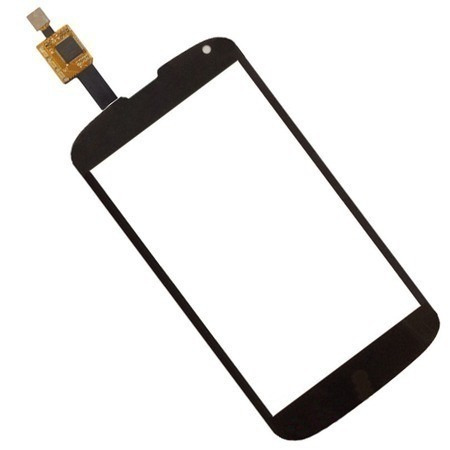 tela frontal vidro com touch screen lg google nexus 4 e960