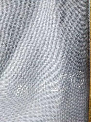 tela gabardina liviana 6 oz grafa 70 -por metro o rollo