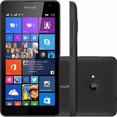 tela lcd display original nokia microsoft lumia 535 original