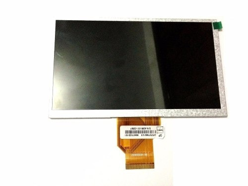 tela lcd display tablet genesis gt 7204 original flex longo