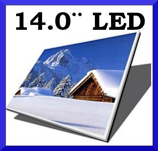 tela led 14.0 hp cq42 g42 dm-4 8440p 4410s 4520s 4510s 5320m