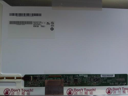tela led 14.0 wide- b140xw01/hsd140phw1/claa140wb11aj