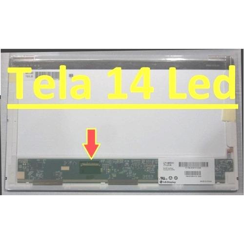 tela led   lp140wh1 (tl)(e2)