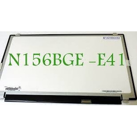 Tela Led Slim 15.6 -30 Pinos- N156bge E41 / B156xtn04.0