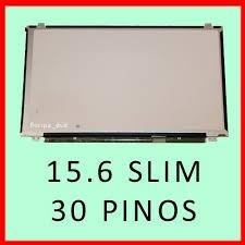 tela led slim 15.6 -30 pinos- b156xw04 v.8 / n156bge-e41