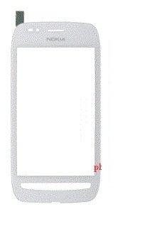 tela lente touch screen original nokia lumia 710 branco