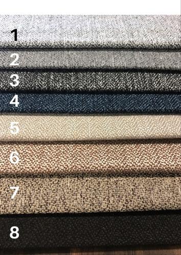 tela lino grueso alta calidad tapiceria muebles salas sillas cojines cabeceras