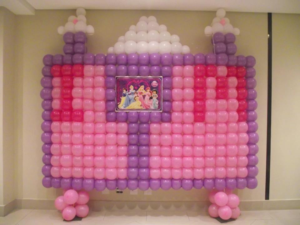 Tela Mágica Pds Painel De Balões Bexigas Bolas Promoção R 33