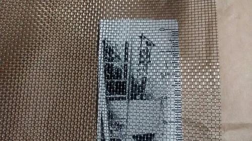 tela malha 20 fio 0.23 em aço inox 304