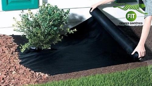 tela malla geotextil antihierbas geofit 1m2 90gr