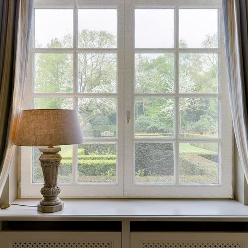 tela mosquiteira ajustável 1,60x1,60m para janelas