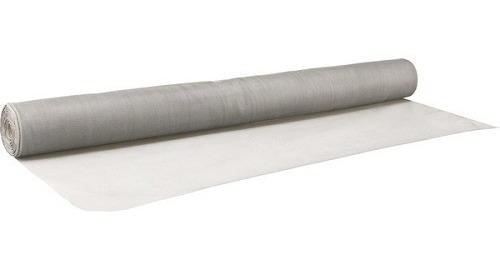 tela mosquiteiro cinza rolo 25 x 1,5 metros
