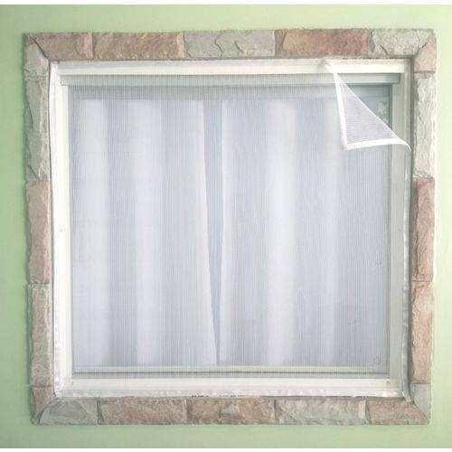 tela mosquiteiro contra insetos janela ou porta 130x150cm