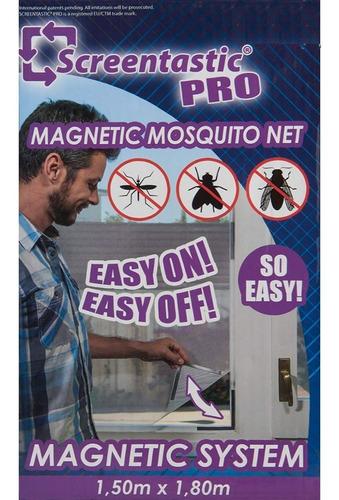 tela mosquiteiro fácil instalação facil limpeza fixa com ímã