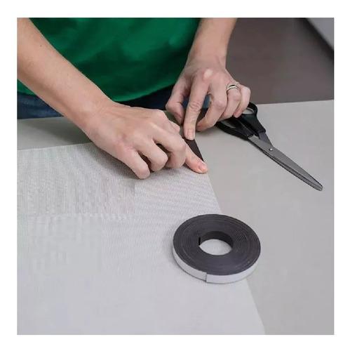 tela mosquiteiro fita para janela ou porta 130x150cm